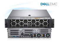 Сервер Dell PowerEdge R740 2xSilver 4110 2x16Gb x16 1x1.2Tb 10K 2.5
