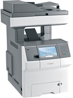 МФУ Lexmark X748de Multifunction Color LaserPrinter/ Print, copy, scan, fax