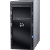 Сервер Dell PowerEdge T130 1xE3-1270v6 1x16Gb 1x1Tb 7.2K 3.5